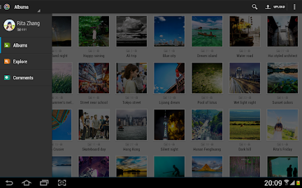 Tool for Picasa, Google+ Photo Screenshot 1