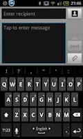 Screenshot of Lithuanian - Perfect Keyboard
