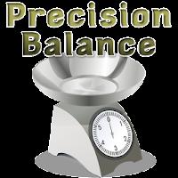 Precision digital scale 0.81b