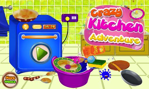 食器洗浄ゲーム