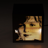 Design your own Night lamp