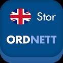 Ordnett - Engelsk stor ordbok icon