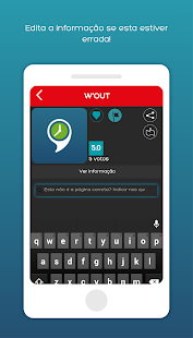 WOUT- screenshot thumbnail