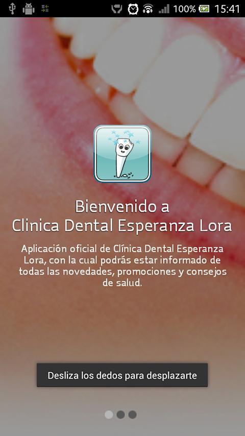 Clínica Dental Esperanza Lora- screenshot