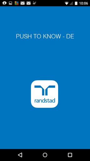 Push to know DE