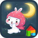 Togun(moon night)Dodol Theme