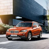 BMW X1 Live Wallpaper