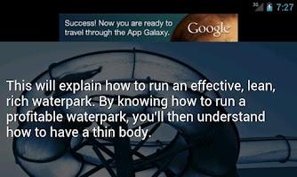 Screenshot of Fat Waterpark Rich Waterpark