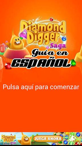 Diamond Digger Guia en Español
