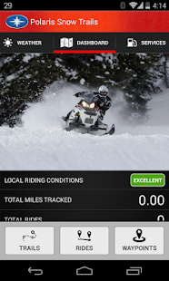 Polaris Snow Trails - screenshot thumbnail