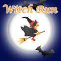 Witch Run - Halloween icon