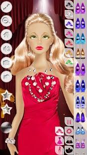 [Barbie Makeup,Hairstyle,Dress!] Screenshot 4