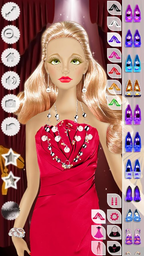 Barbie Makeup,Hairstyle,Dress! - screenshot