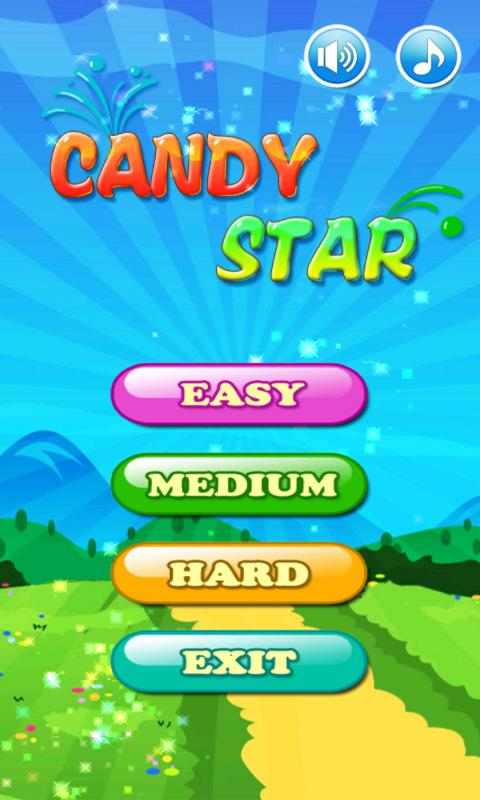 Candy Star - screenshot
