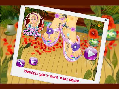 索菲的足療 — — 女孩遊戲 家庭片 App-癮科技App