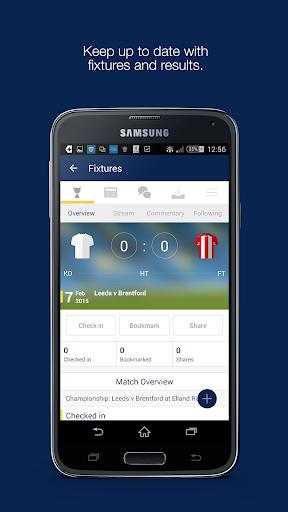 Fan App for Leeds United