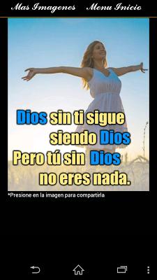Imágenes Cristianas - screenshot