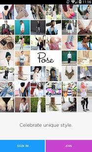 Pose - screenshot thumbnail