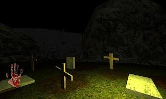 Screenshot of Evil Gates: mansion Escape