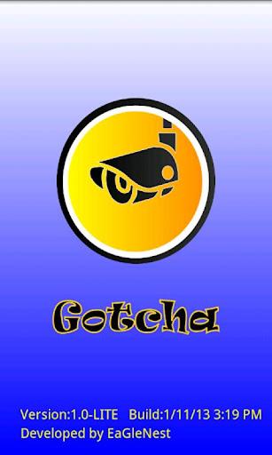 Gotcha Lite Motion Detector