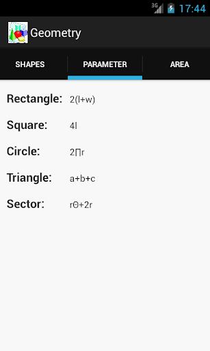 【免費教育App】Geometry-APP點子