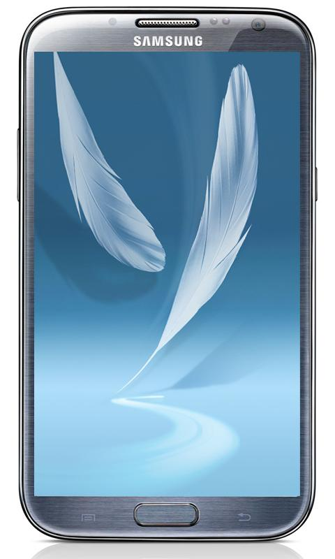 Galaxy Note2 S3 Wallpapers HD - screenshot
