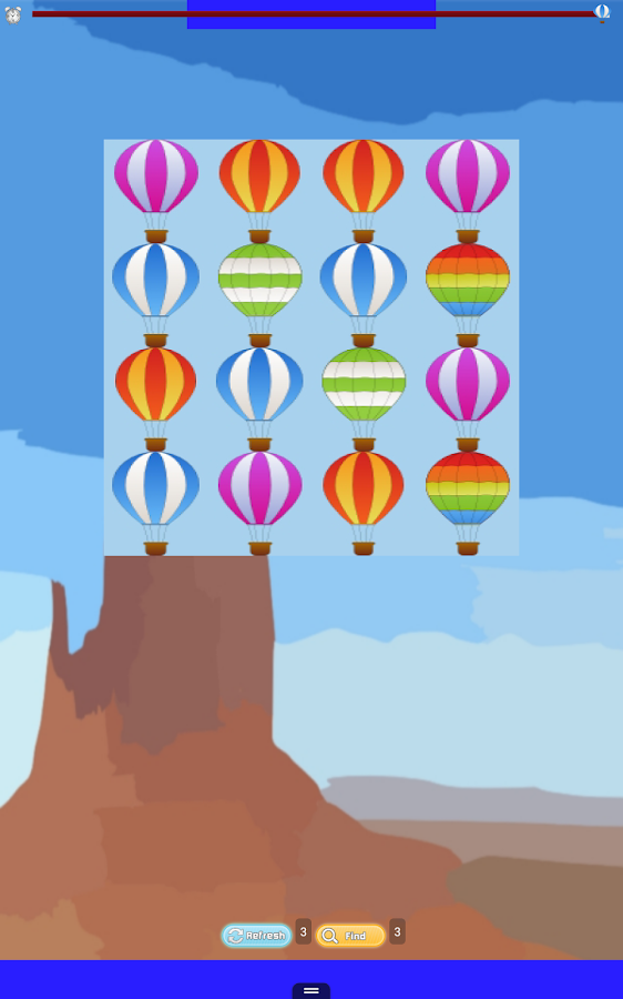 Balloon matching game free android apps on google play for Free balloon games
