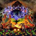 Carnival Rio de Janeiro Theme logo