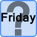 Is it Friday? logo