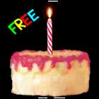 Happy Birthday Cake icon