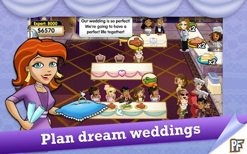 Wedding Dash - screenshot thumbnail