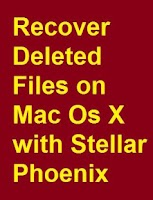 Screenshot of Recover Deleted Files