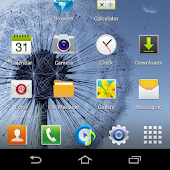CM11 CM10.2 TouchWiz 5.0 theme