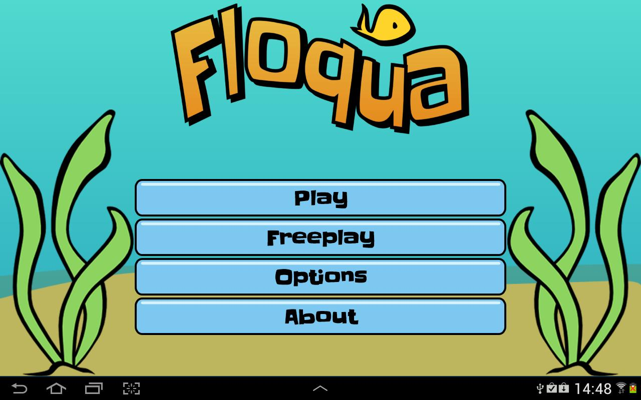 Floqua- screenshot