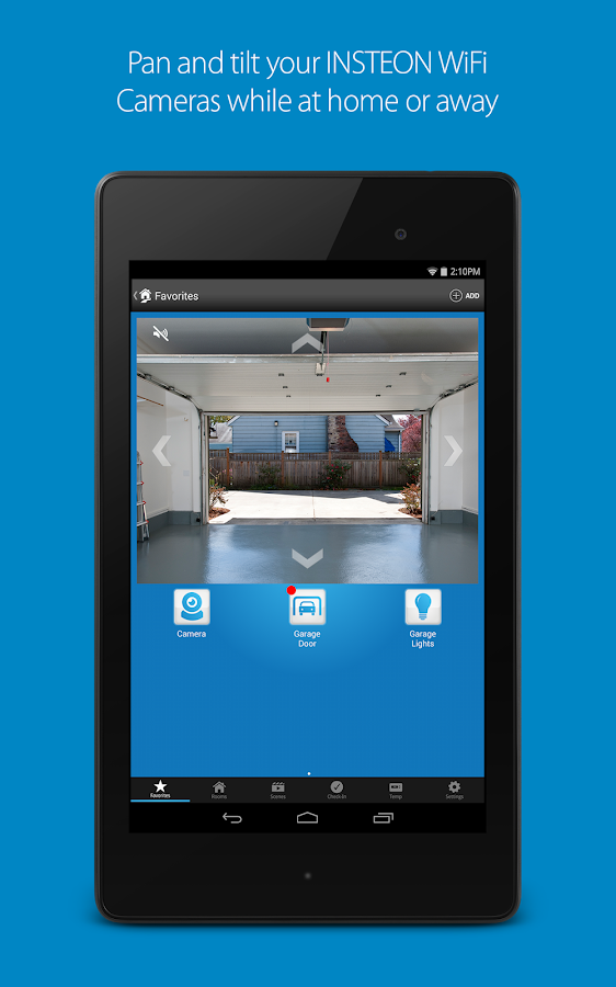 INSTEON for Hub- screenshot