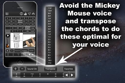 玩免費音樂APP|下載120 Bass Guitar Chords app不用錢|硬是要APP