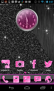 Pink Glitter Icon Pack- screenshot thumbnail