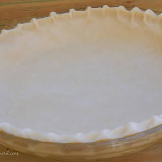 Flaky Butter Pie Crust.