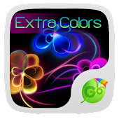 Extra Colors GO Keyboard Theme