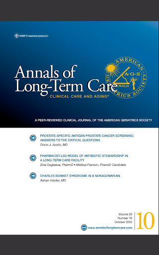 Annals of Long Term Care