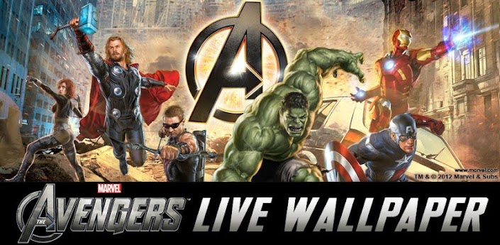 The Avengers Live Wallpaper Full apk