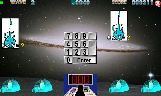 Free Math Games for Kids - screenshot thumbnail