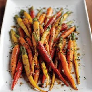 Glazed Carrots.