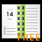 Personal Calendar Free