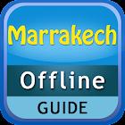 Marrakech Offline Guide icon