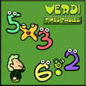 Verdi Times Tables icon