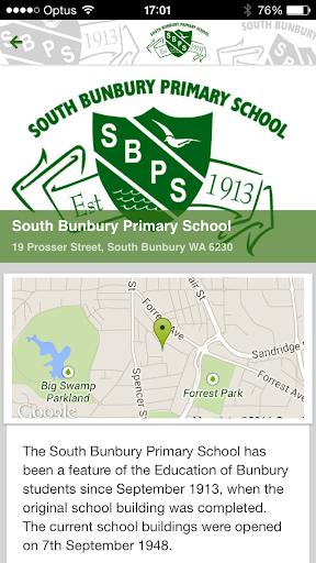 【免費教育App】South Bunbury Primary School-APP點子