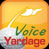골프 야디지 - 보이스 GPS 거리측정
