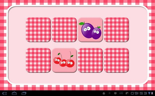Kids Preschool Memory Game Tab - screenshot thumbnail