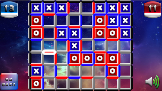 IOX Dots and Boxes - screenshot thumbnail